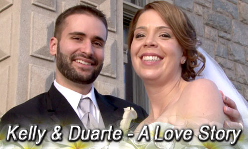 Kelly and Duarte - A Love Story